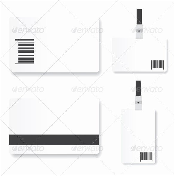 Blank Id Card Template Unique 30 Blank Id Card Templates Free Word Psd Eps formats