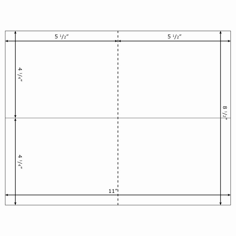 Blank Index Card Template Elegant Note Card Template