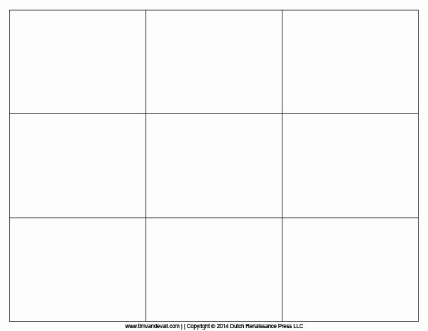 Blank Index Card Template Fresh Blank Flash Card Templates Printable Flash Cards