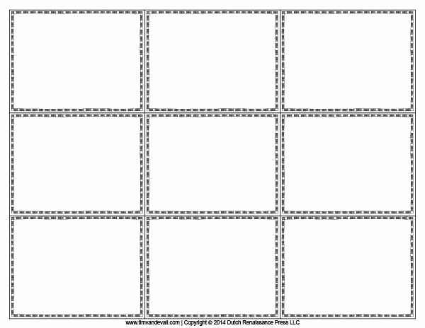 Blank Index Card Template New Blank Flash Card Templates Printable Flash Cards