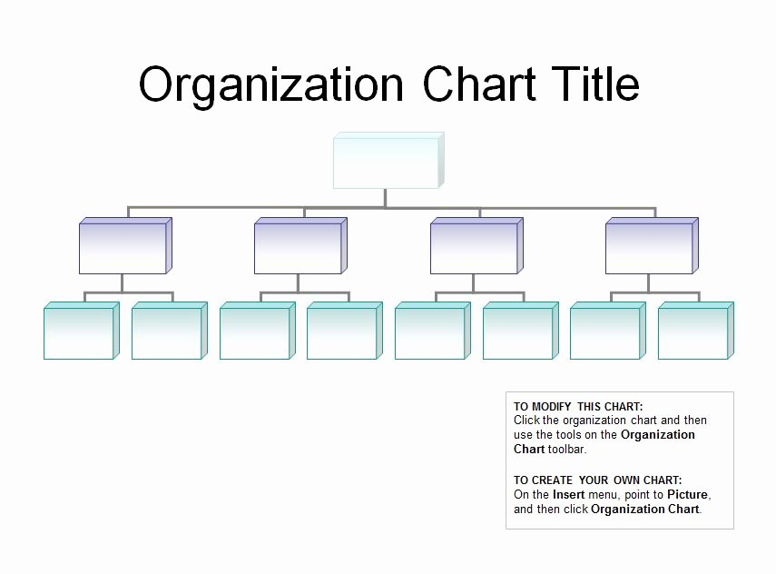 Blank organizational Chart Template Inspirational organizational Printable Gallery Category Page 1