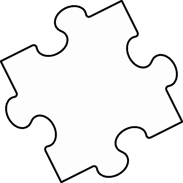Blank Puzzle Pieces Template Best Of Giant Blank Puzzle Pieces Clipart Best