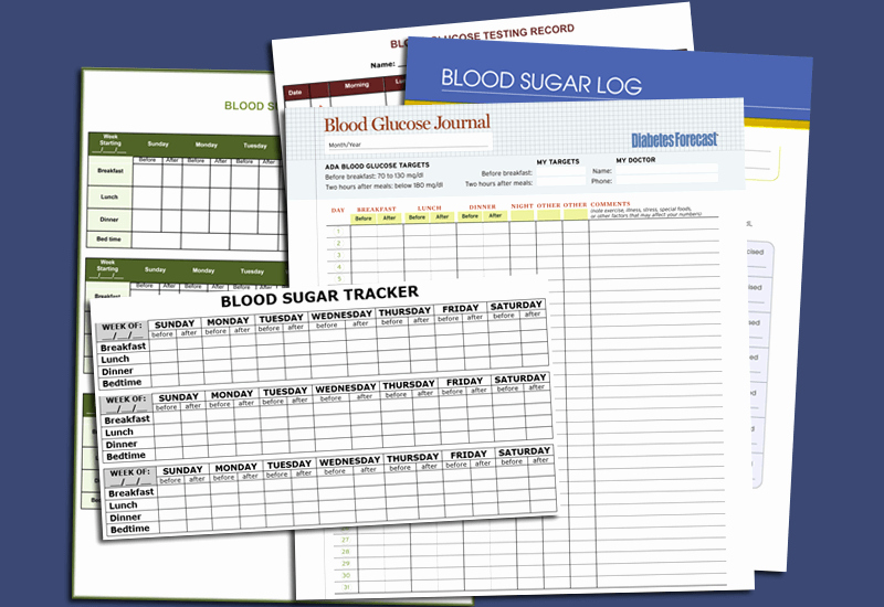 Blood Sugar Log Book Template Inspirational 5 Free Printable Blood Sugar Log Templates