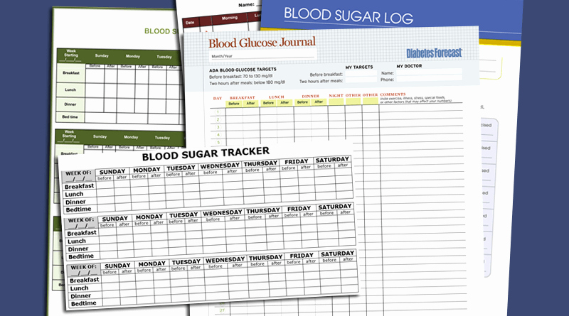 Blood Sugar Log Book Template Luxury 5 Free Printable Blood Sugar Log Templates