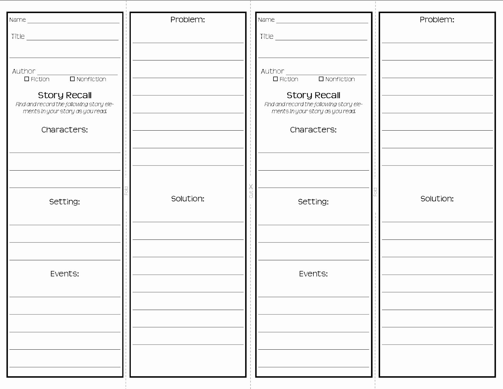 Bookmarks Templates Free Microsoft Word Fresh Bookmark Template to Print