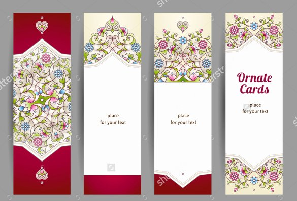 Bookmarks Templates Free Microsoft Word Lovely Blank Bookmark Template 135 Free Psd Ai Eps Word