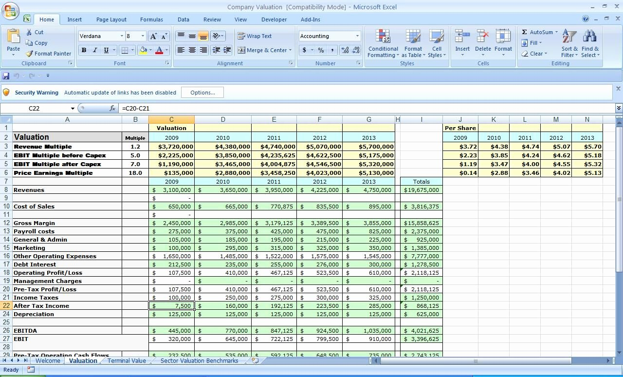 Business Budget Template Excel Lovely Business Plan Template Excel Excel Templates