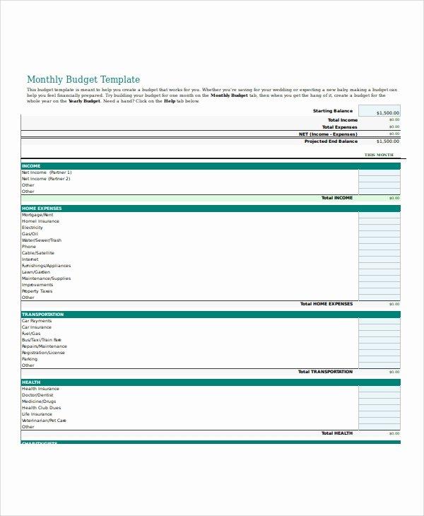 Business Budget Template Excel Unique Excel Business Template 5 Free Excel Documents Download
