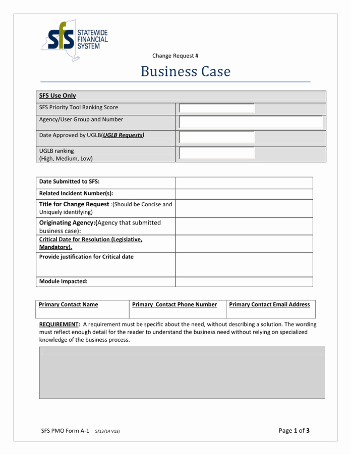 Business Case Template Word New Project Business Case Template Excel Popular It Project