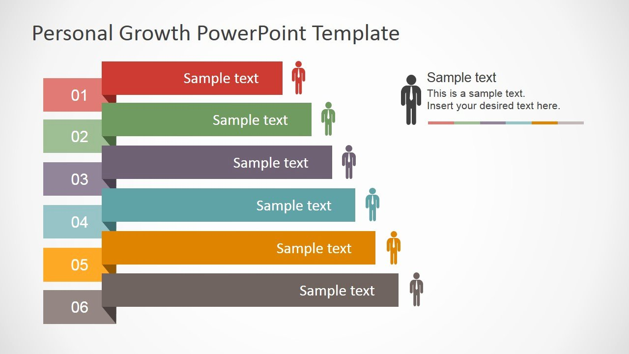 Business Growth Plan Template New Personal Growth Powerpoint Template Slidemodel