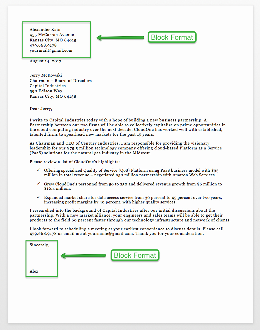 Business Letter format Template Beautiful Pin by Template On Template