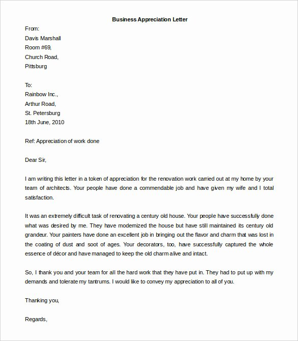 Business Letter format Template Luxury Business Letter format Templates