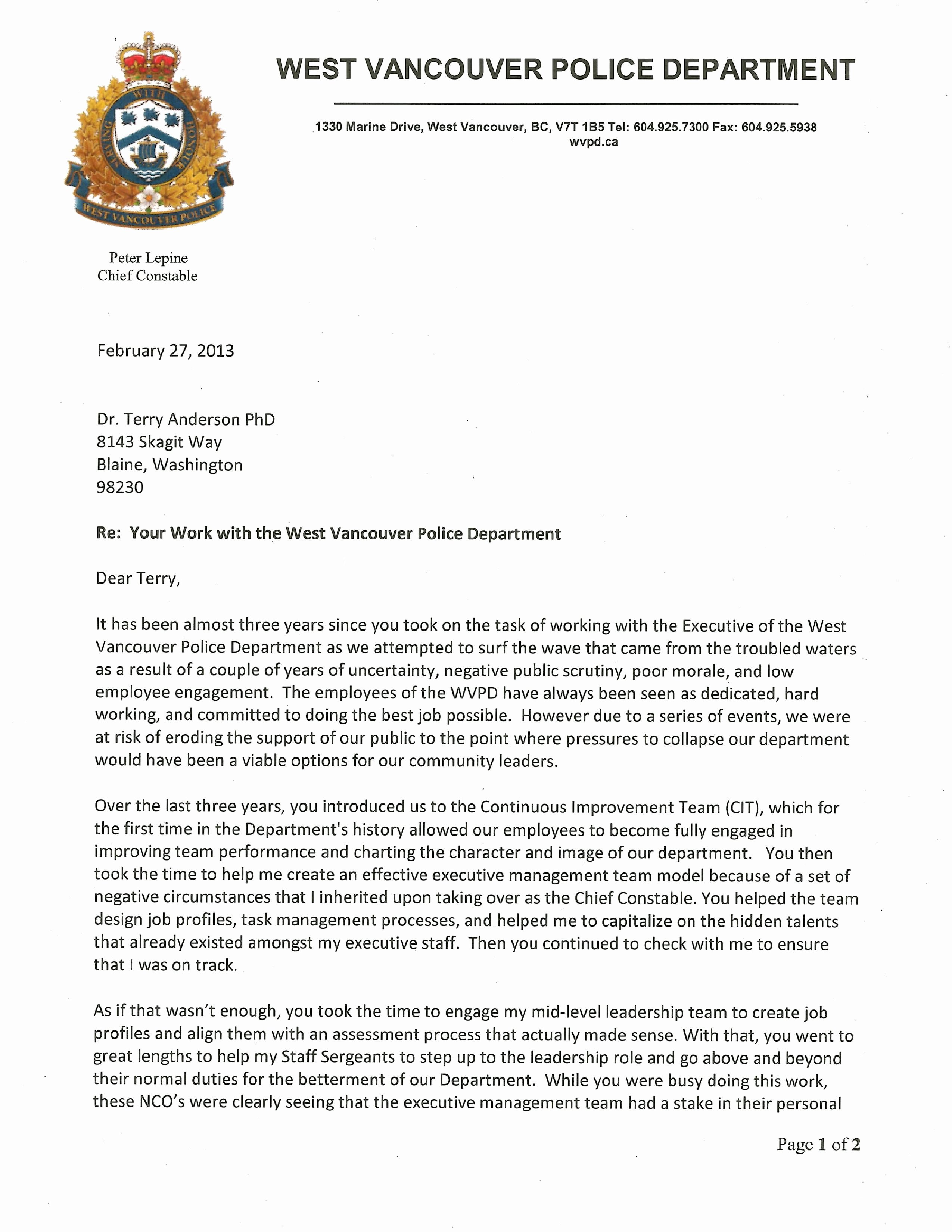 Business Letter Of Recommendation Template Luxury Letters Re Mendation Consulting Coach anderson