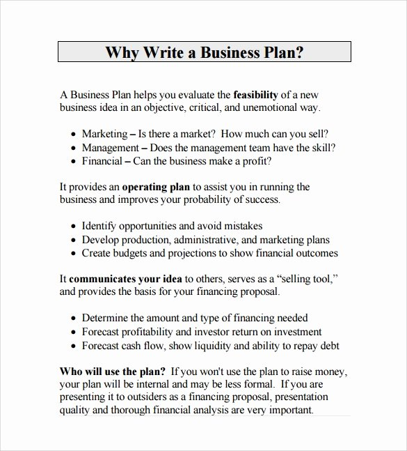 Business Loan Proposal Template Beautiful Free 30 Business Proposal Templates In Google Docs