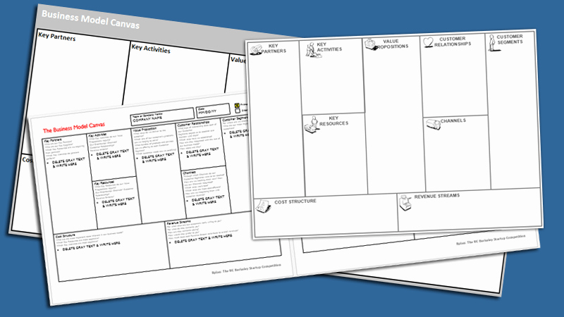 Business Model Template Word Elegant Business Model Templates for Word Excel and Pdf