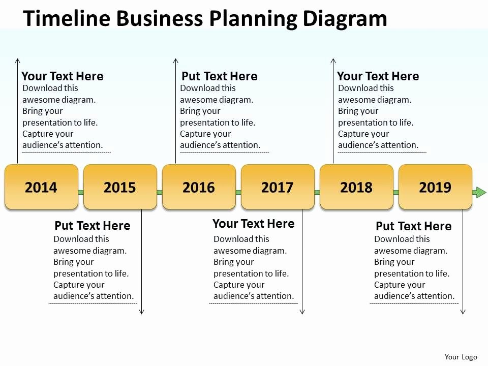 Business Plan Timeline Template Beautiful Business Diagram Examples Timeline Planning Powerpoint