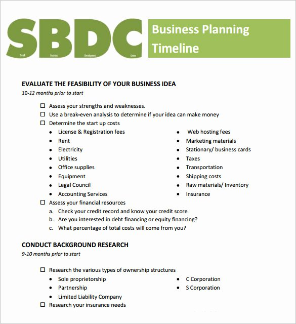 Business Plan Timeline Template Elegant 10 Business Timeline Templates Psd Eps Ai