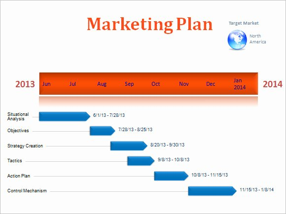 Business Plan Timeline Template Elegant Sample Business Timeline Template 8 Free Samples