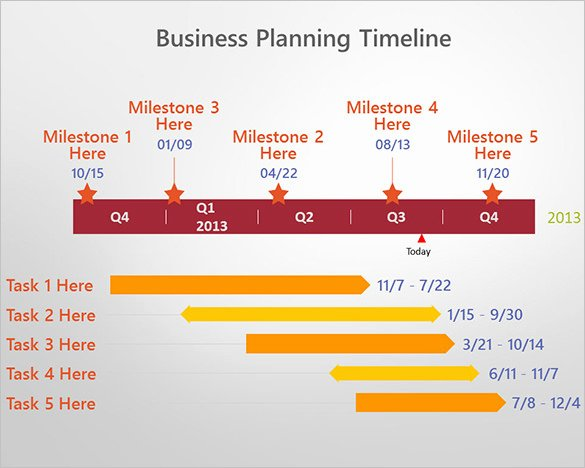 Business Plan Timeline Template Fresh 10 Business Timeline Templates Psd Eps Ai