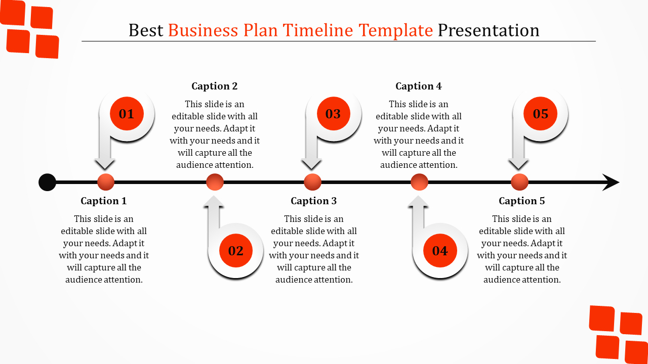 Business Plan Timeline Template New Business Plan Timeline Template to Download Ppt