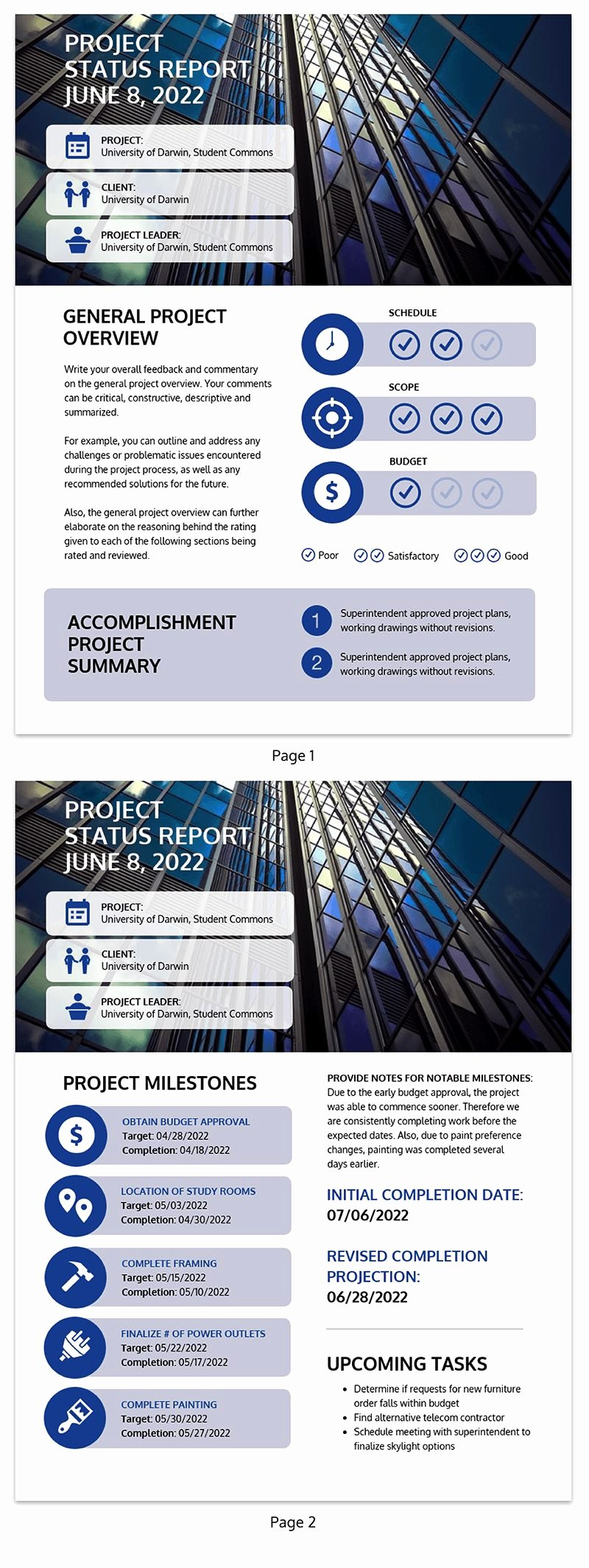 Business Report format Template Best Of 30 Business Report Templates Every Business Needs Venngage