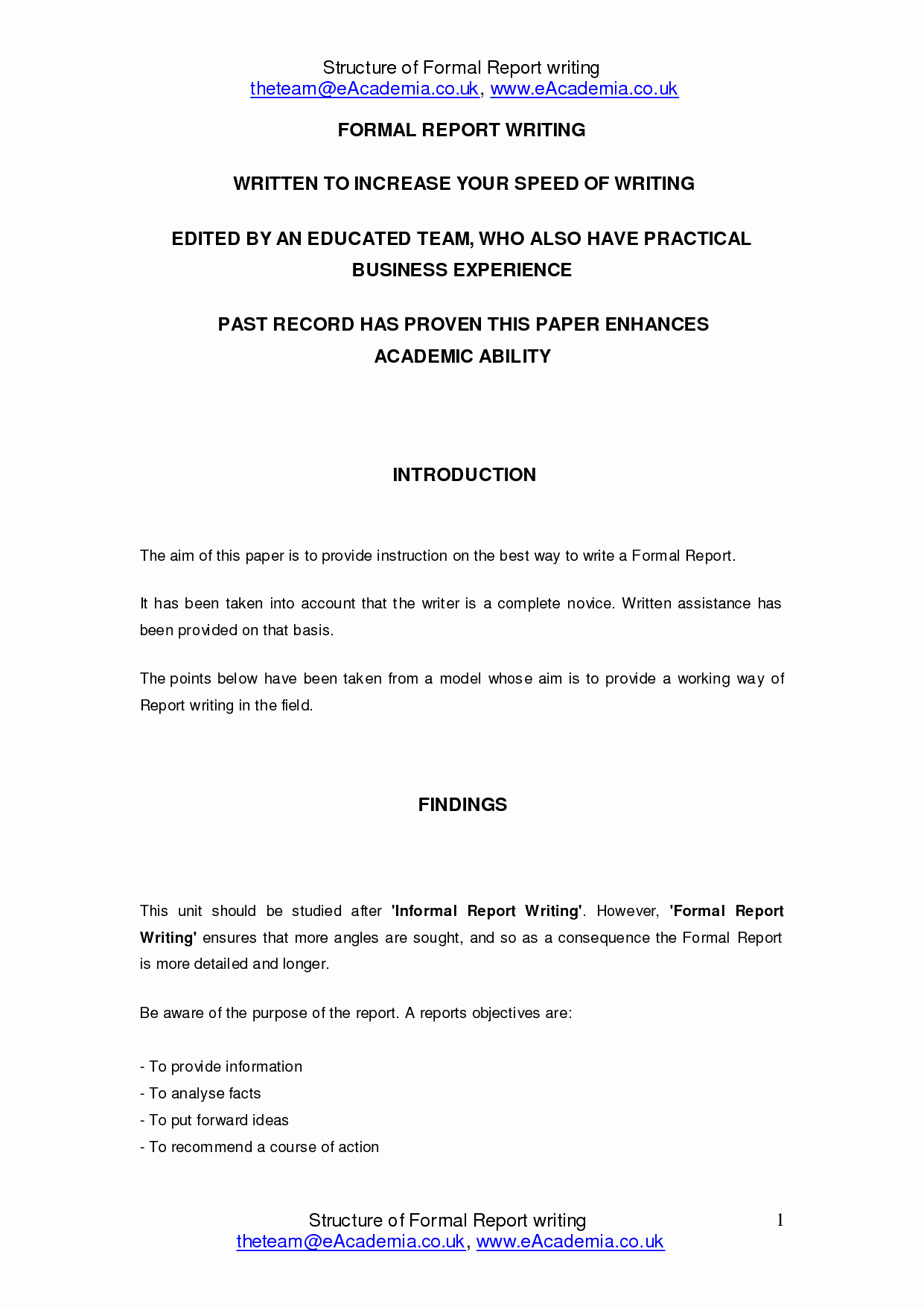 Business Report format Template Fresh Best S Of formal Business Report Template formal