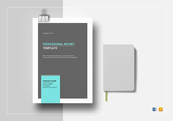 Business Report Template Word Best Of Treasurer Report Template 17 Free Sample Example