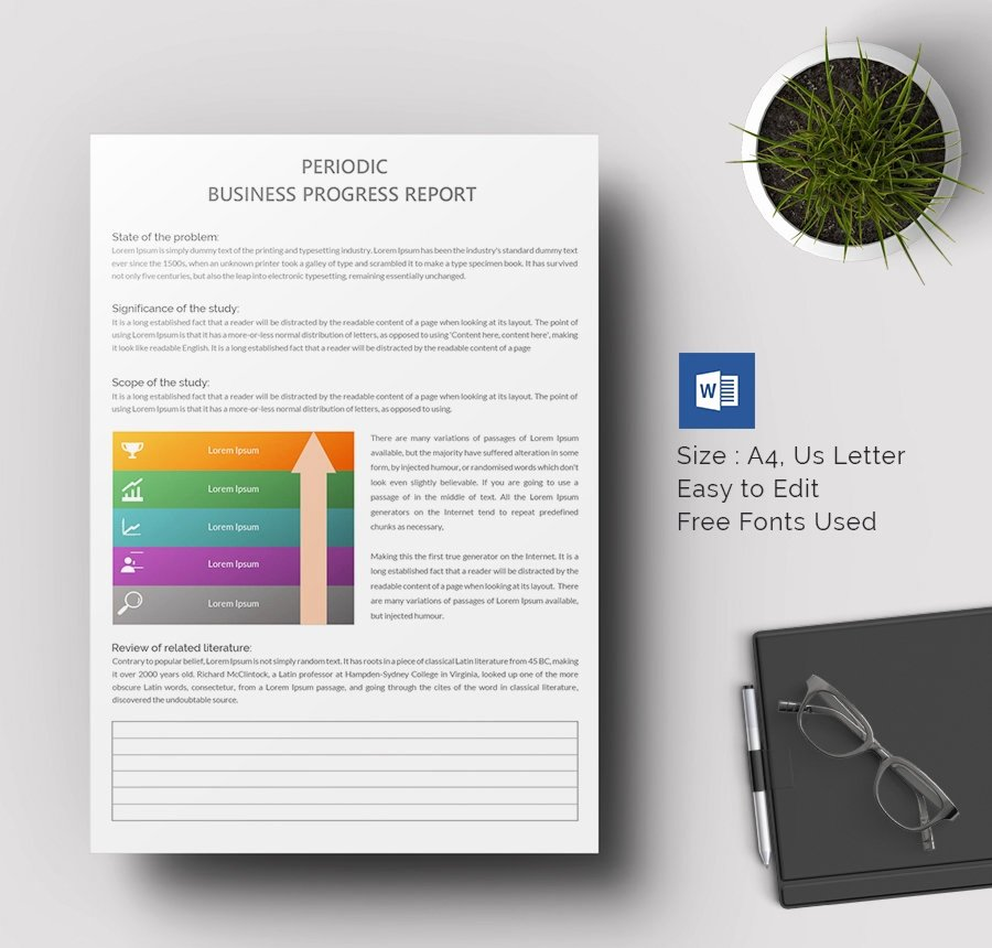 Business Report Template Word Elegant 40 Business Report Templates Google Docs Apple Pages