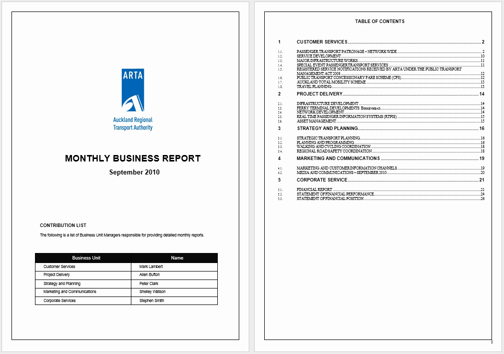 Business Report Template Word Inspirational 12 Free Annual Business Report Templates In Ms Word Templates