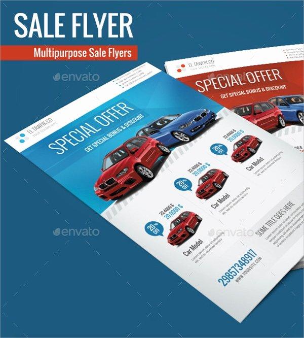 Car for Sale Flyer Template Unique 16 Car for Sale Flyer Templates Ai Psd Word Eps Vector