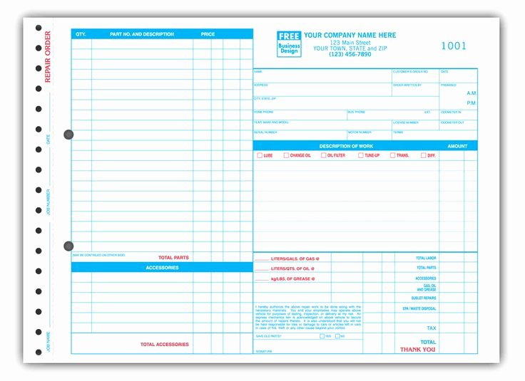 Car Repair Invoice Template Best Of 15 Best Images About Invoice Templates On Pinterest