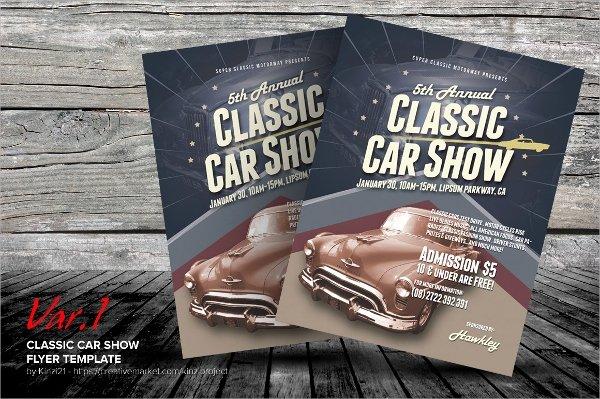 Car Show Flyer Template Best Of 22 Car Show Flyer Templates Ai Psd Docs