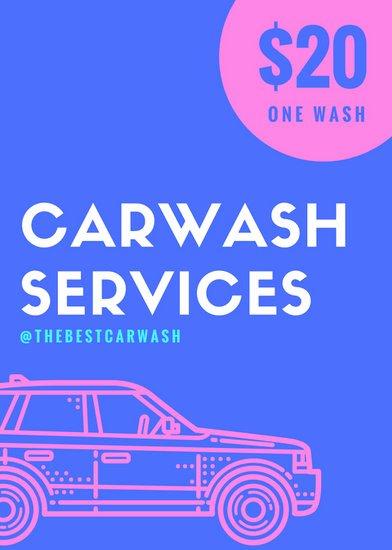 Car Wash Flyer Template Beautiful Customize 77 Car Wash Flyer Templates Online Canva