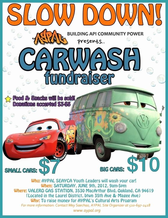 Car Wash Fundraiser Flyer Template Best Of 9 Best Images About Fundraiser On Pinterest