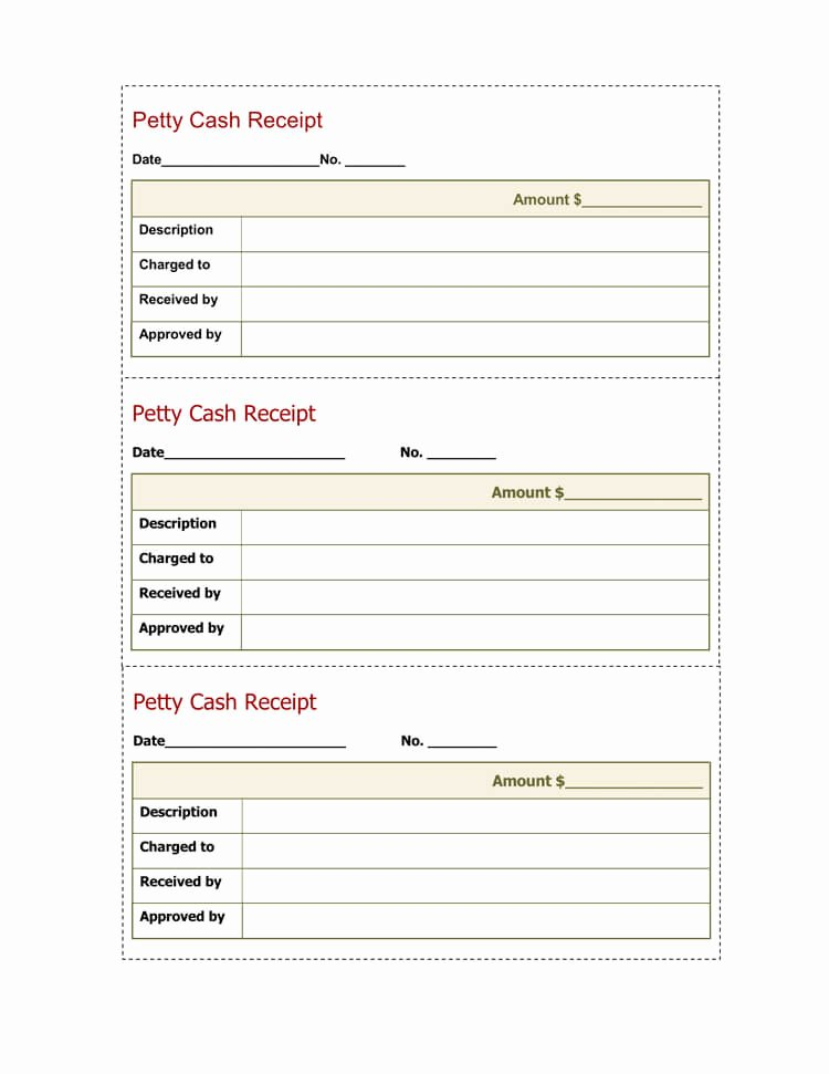 Cash Receipt Template Pdf Inspirational 21 Free Cash Receipt Templates for Word Excel and Pdf
