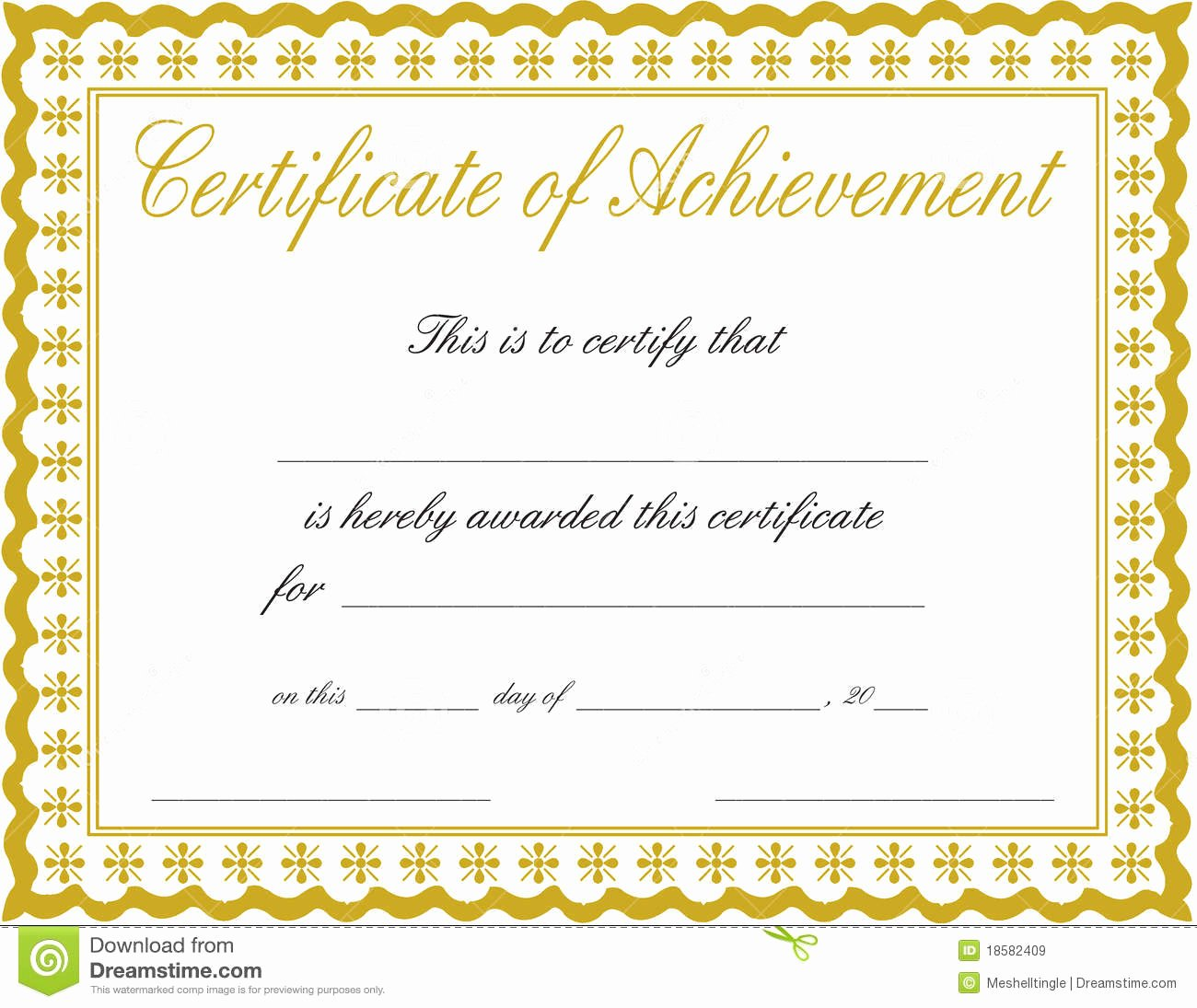 Certificate Of Accomplishment Template New Docx Achievement Certificates Templates Free Certificate