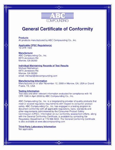 Certificate Of Conformity Template Fresh 11 General Certificate Of Conformity Examples Pdf Word