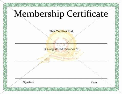 Certificate Of Membership Template Lovely 11 Best Images About Kids Certificate Templates On