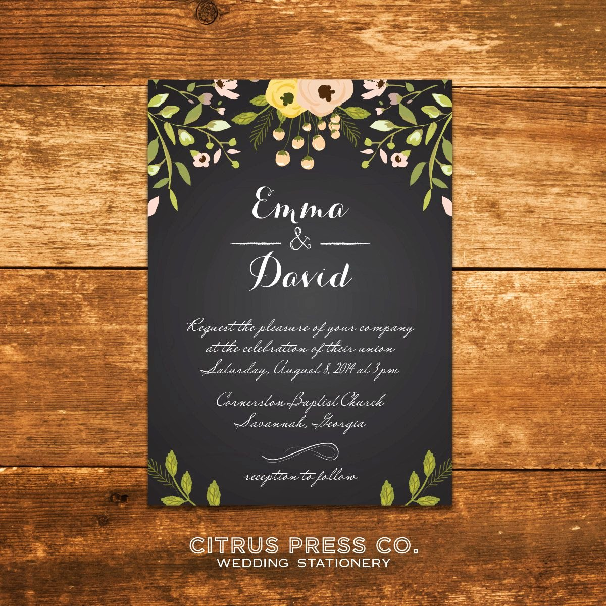 Chalkboard Invitation Template Free Beautiful Chalkboard Invitation Template Chalkboard Wedding
