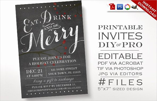 Chalkboard Invitation Template Free Lovely Chalkboard Invitation Template 27 Free & Premium Download