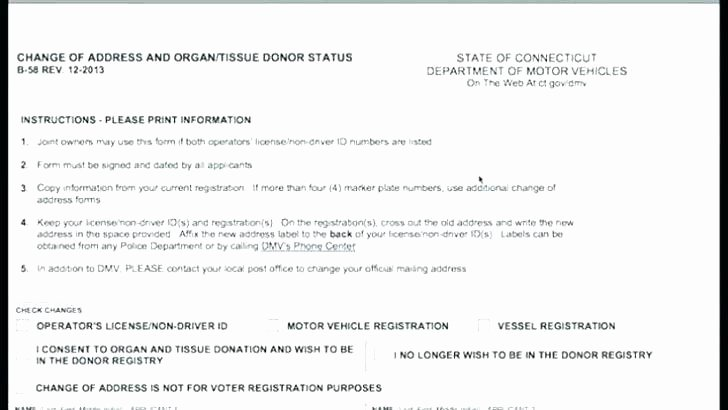 Change Of Address form Template Unique Contract Termination Letter Template