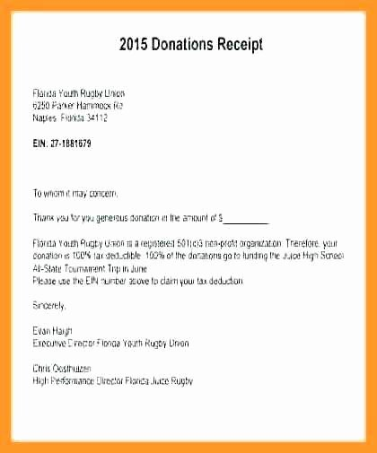 Charitable Donation form Template Inspirational 12 13 Charitable Contribution Letter Sample