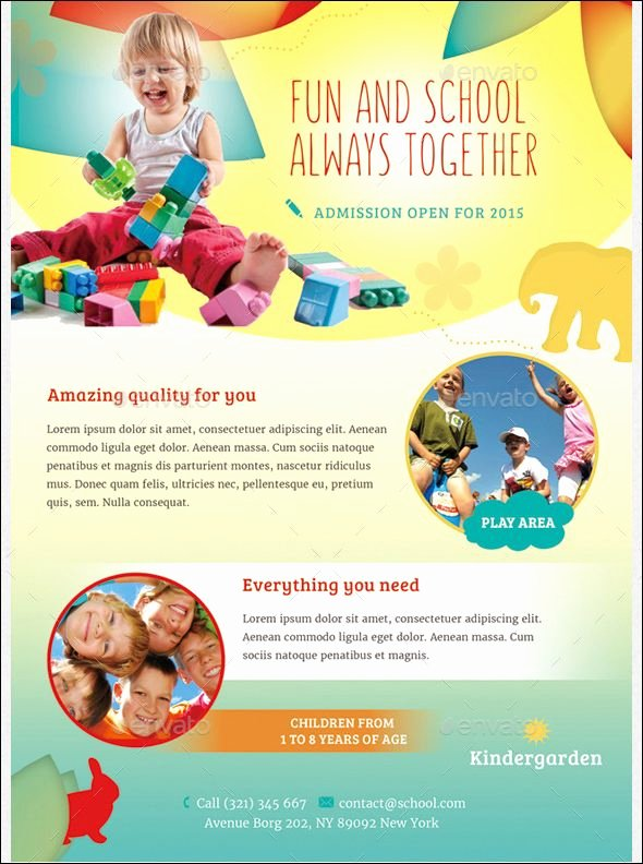 Child Care Flyer Template Luxury Search 100 Modern Baby Daycare Flyer Psd Mockups