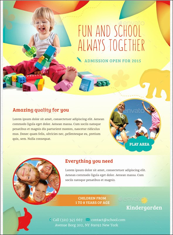 Child Care Flyers Templates Beautiful Search 100 Modern Baby Daycare Flyer Psd Mockups