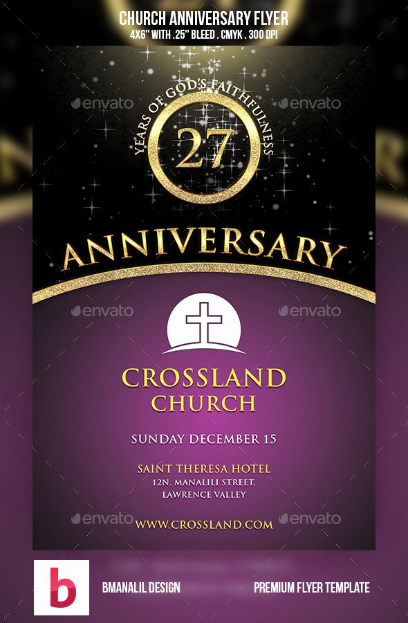 Church Anniversary Program Template Luxury [48 ] Church Anniversary Wallpaper On Wallpapersafari