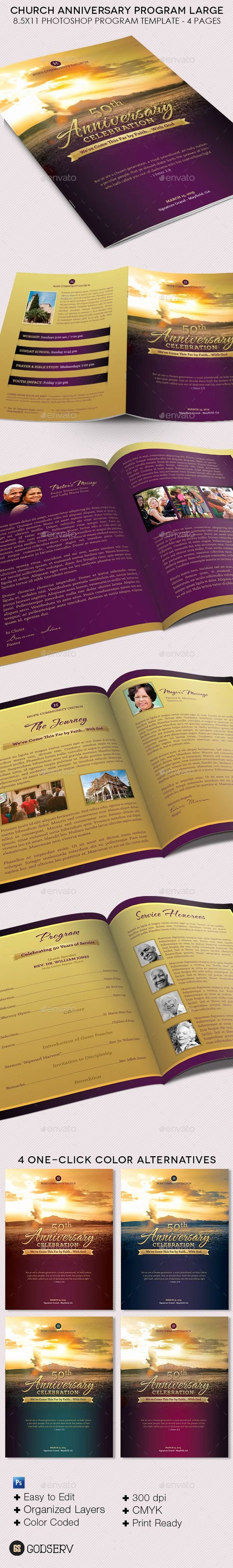 Church Anniversary Program Template Luxury Church Anniversaries and Templates On Pinterest