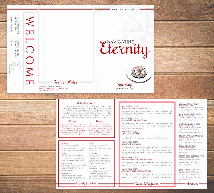 Church Bulletin Templates Word Lovely Free Church Bulletin Templates 8 Professionally Designed