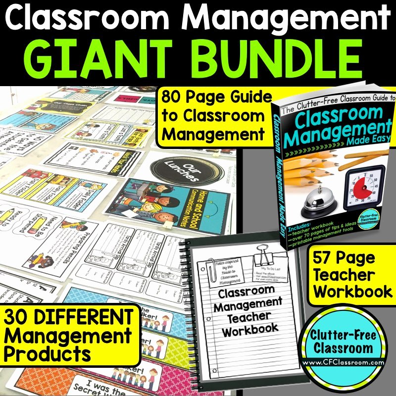 Classroom Management Plan Template Elementary Awesome Five Easy Ways to Manage Student assignments