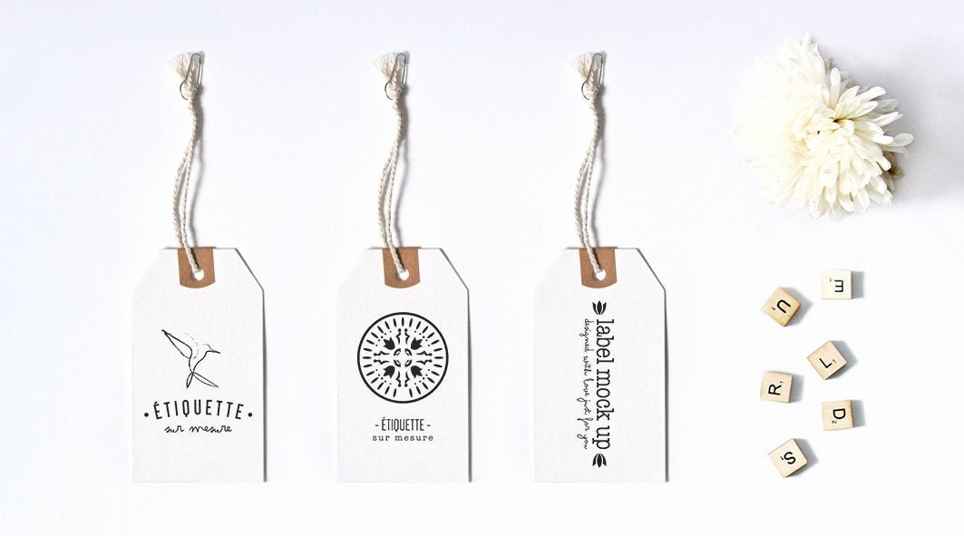 Clothing Hang Tag Template Luxury Custom Hang Tag Custom Price Tag Graphic Design Hang Tag