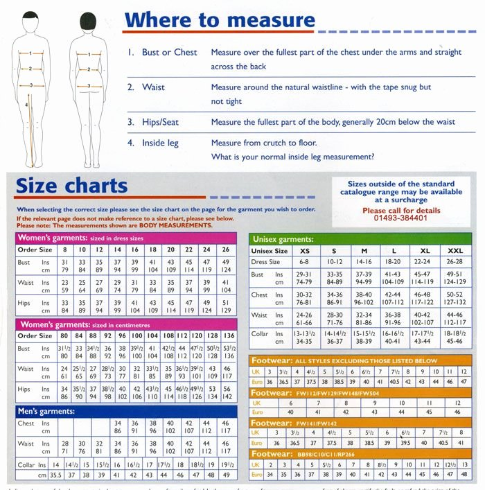 Clothing Size Chart Template Unique Body Measurement Conversion Table Size Chart La S Europe